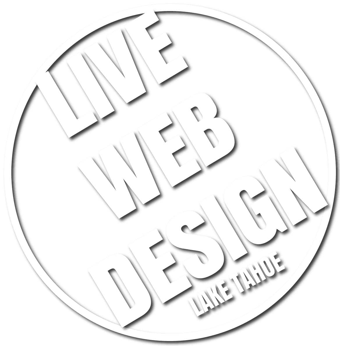 Live Design in [location]. Live Web Design Logo