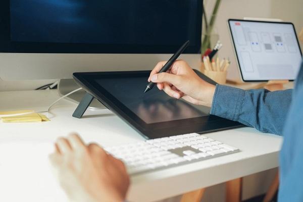 Working on Design at Live Web Design